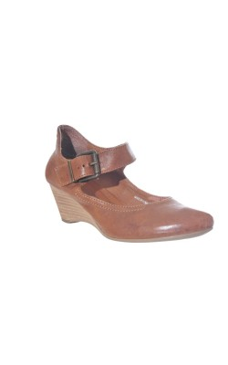 Pantofi Freeflex Design, piele naturala, marime 37
