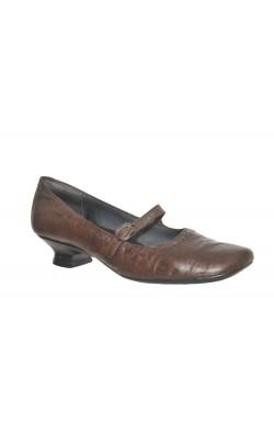 Pantofi Gabor Comfort, piele, marime 39 calapod lat