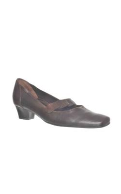 Pantofi Gabor Comfort, piele, marime 41