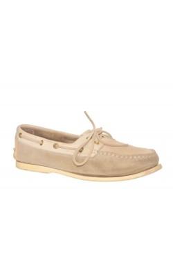 Pantofi Ganter, piele, marime 38.5