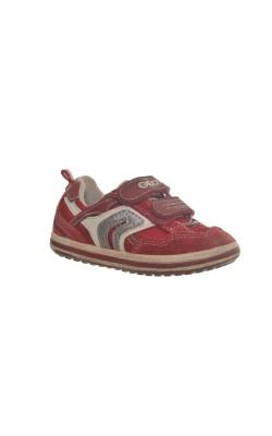 Pantofi Geox, culoare rosie, marime 23