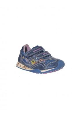 Pantofi Geox Sport, talpa cu leduri marime 25