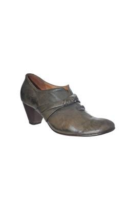 Pantofi Gidigio, piele naturala, marime 39