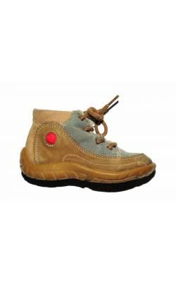 Pantofi Haribo, piele, marime 21