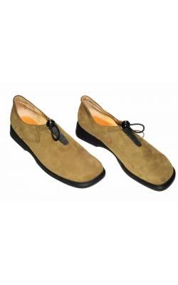 Pantofi Hartjes, piele, marime 41