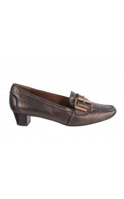 Pantofi Hoegl, piele naturala, marime 36