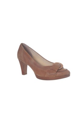 Pantofi Hoegl Softline, piele naturala, marime 37.5