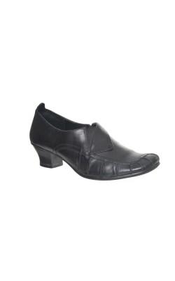 Pantofi Hush Puppies, piele naturala, marime 37.5, calapod lat