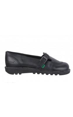 Pantofi Kickers, piele naturala, marime 38.5