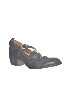 Pantofi Kickers, piele naturala, marime 40
