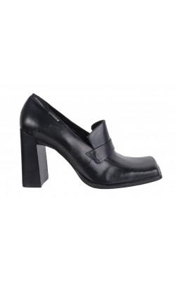 Pantofi Lady Stork, piele, marime 37.5