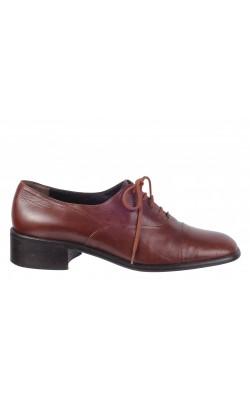Pantofi Lario 1898, integral piele naturala, marime 38.5
