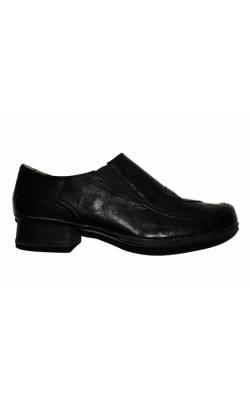 Pantofi negri Laura Berg, marime 40