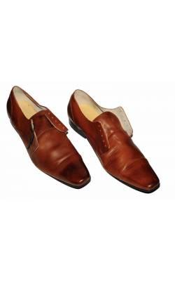 Pantofi Lindbergh, piele, talpa Davos, marime 44