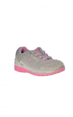 Pantofi Lowa Gore-Tex, piele intoarsa, marime 25