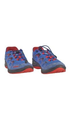 Pantofi Lowa, piele si mesh, marime 34