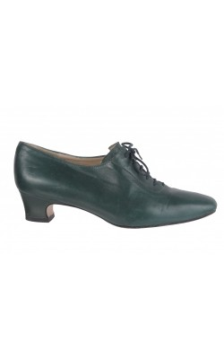 Pantofi Luigi Benini, integral piele, marime 37