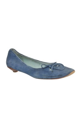 Pantofi Mani, piele, marime 40