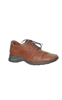 Pantofi Marc, piele naturala, marime 36