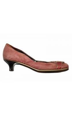 Pantofi Maripe, integral piele, marime 40