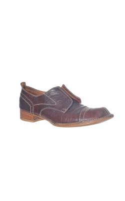 Pantofi maro Alberto Fermani, marime 37
