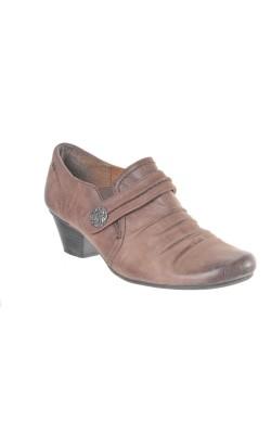 Pantofi maro patinat Medicus, marime 37.5