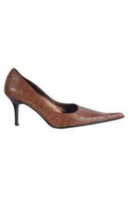Pantofi maro Venezia, marime 36