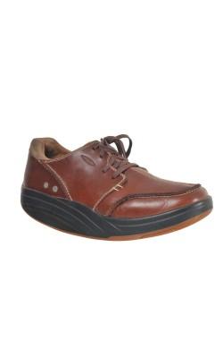 Pantofi MBT, piele naturala, marime 40