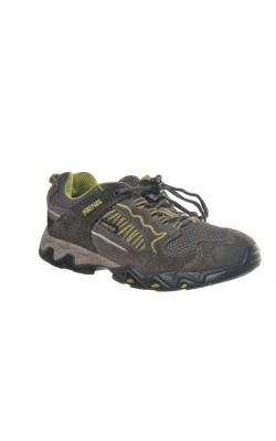 Pantofi Meindl Gore-Tex piele si textil, marime 31
