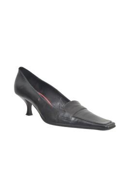 Pantofi NavyBoot, piele, marime 40