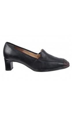 Pantofi negri Ara, piele naturala, marime 38