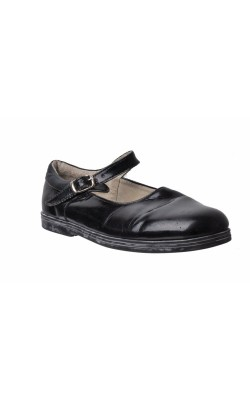 Pantofi negri de lac Gulliver, marime 32