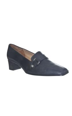 Pantofi negri din piele Gabor, marime 40