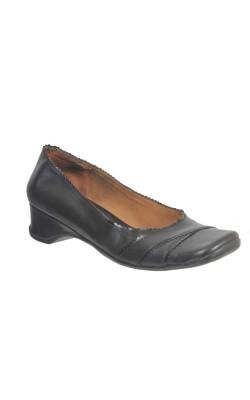 Pantofi negri Kenneth Cole, piele naturala, marime 40