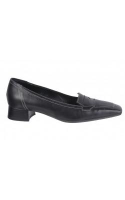 Pantofi negri Marc O'Polo, piele naturala, marime 37