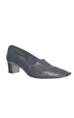 Pantofi negri piele naturala Sioux, marime 39