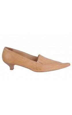 Pantofi New G.A.P., integral piele, marime 36