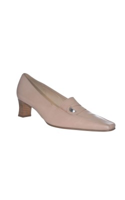 Pantofi nude Gabor, piele naturala, marime 40