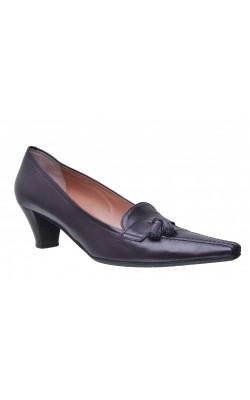 Pantofi Oscar Novo, piele, marime 39