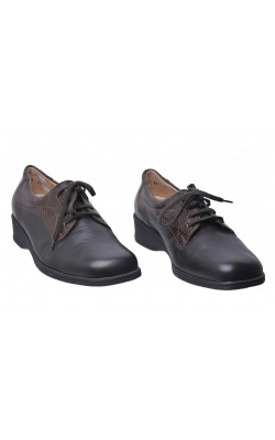 Pantofi Otto Klein, piele, marime 41