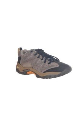 Pantofi outdoor Merrell, piele si mesh, marime 36
