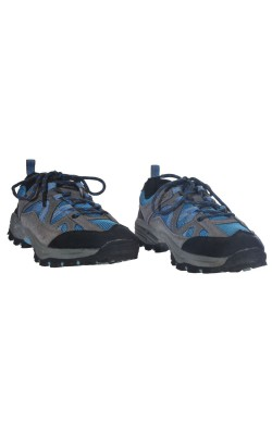 Pantofi outdoor piele si mesh Sneaker, marime 36