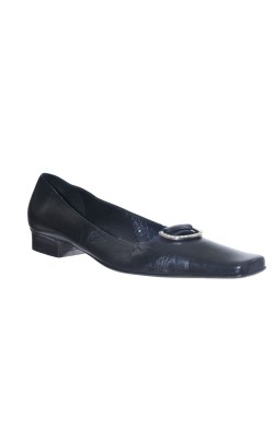 Pantofi Oxmox, piele naturala, marime 38