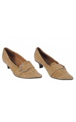 Pantofi Paul Green, piele intoarsa, marime 39
