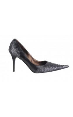 Pantofi Pepenero, integral piele, marime 36