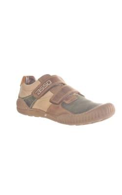 Pantofi piele Asso, marime 35