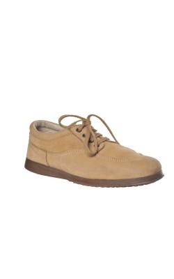 Pantofi piele Hogan, marime 39 calapod lat