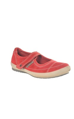 Pantofi piele intoarsa Legero, marime 39