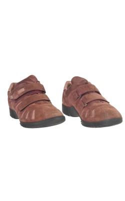 Pantofi piele intoarsa Ricosta, marime 40