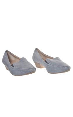 Pantofi piele Jana, marime 38.5 calapod lat